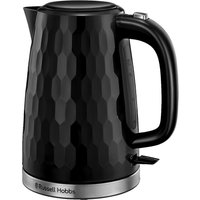 Click to view product details and reviews for Russell Hobbs Honeycomb 26050 Jug Kettle Black Black.