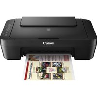 Canon PIXMA MG3050 All-in-One Wireless Inkjet Printer, Black