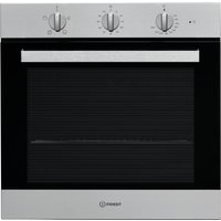 INDESIT  IFW 6230 IX UK Electric Oven - Stainless Steel, Stainless Steel