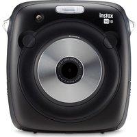 INSTAX SQUARE SQ10 Digital Instant Camera - Black