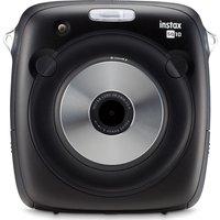 FUJIFILM Instax SQUARE SQ10 Instant Camera - Black, Black