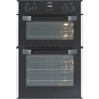 BELLING BI90EFR BLK Electric Double Oven - White, White