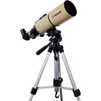 MEADE Adventure Scope 80 Refractor Telescope - Cream, Cream