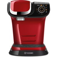 TASSIMO by Bosch My Way TAS6003GB Coffee Machine - Red, Red