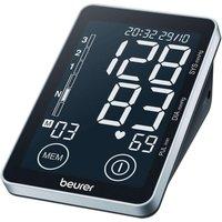 BEURER BM 58 Blood Pressure Monitor - Black & Grey, Black