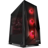 PC SPECIALIST Tornado R3i Gaming PC - AMD Ryzen 3, GTX 1650, 1 TB HDD & 120 GB SSD