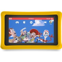 """PEBBLE GEAR Toy Story 4 7"""" Kids Tablet - 16 GB, Blue"""