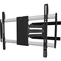 "TITAN Premium ULTRA SLIM PRO XL Full Motion 85"" TV Bracket"