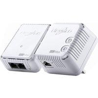 DEVOLO dLAN 500 Wireless Powerline Adapter Kit - Twin Pack