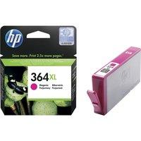 HP 364XL Magenta Ink Cartridge, Magenta