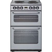 NEW WORLD ES550DOM Electric Cooker   Silver  Silver