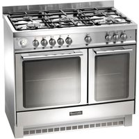 BAUMATIC BCD925SS Dual Fuel Range Cooker - Stainless Steel, Stainless Steel
