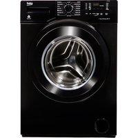 BEKO WX742430B Washing Machine - Black, Black