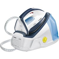 BOSCH Easy Comfort TDS6010GB Steam Generator Iron - White & Blue, White