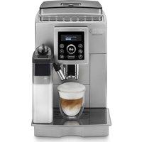 DELONGHI ECAM23.460 Bean to Cup Coffee Machine - Silver & Black, Silver