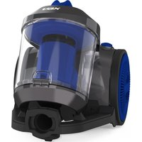 VAX Power Compact Pet CCMBPCV1P1 Cylinder Bagless Vacuum Cleaner - Silver & Blue, Silver