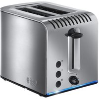 Buy RUSSELL HOBBS Buckingham 20740 2-Slice Toaster - Stainless Steel, Stainless Steel - Currys