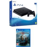 PlayStation 4 Slim & God Of War Bundle