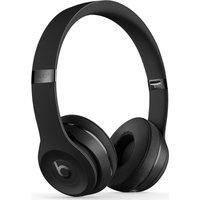 BEATS Solo 3 Wireless Bluetooth Headphones - Black, Black