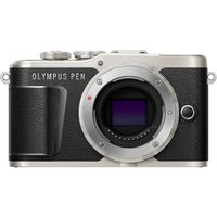 OLYMPUS PEN E-PL9 Mirrorless Camera with 32 GB SD Card - Black, Body Only, Black