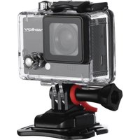 VOLKANO VBACAM-013BK 4K Ultra HD Action Camera - Black, Black