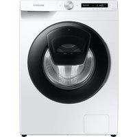 SAMSUNG AddWash WW80T554DAW/S1 WiFi-enabled 8 kg 1400 Spin Washing Machine - White, White.