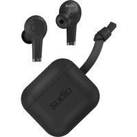SUDIO ETT Wireless Bluetooth Earphones - Black, Black