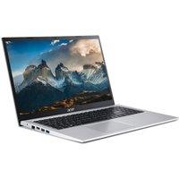 "ACER Aspire 3 15.6"" Laptop - Intel®Core™ i3, 128 GB SSD, Silver, Silver"