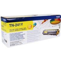 BROTHER TN241Y Yellow Toner Cartridge, Yellow