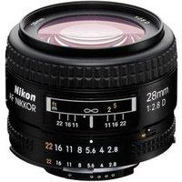 NIKON AF NIKKOR 28 mm f/2.8D Wide-Angle Lens