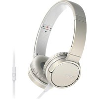 SONY MDR-ZX660AP Headphones - Cream, Cream