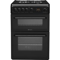 Hotpoint HAG60K 60 cm Gas Cooker