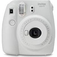 INSTAX mini 9 Instant Camera - Smoky White
