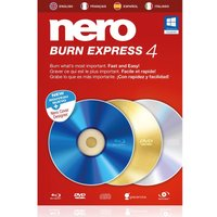 NERO Burn Express 4.
