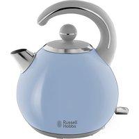 RUSSELL HOBBS Bubble 24403 Kettle - Blue, Blue