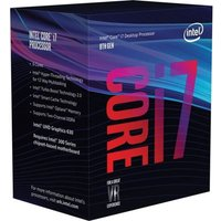 Intel ® Core ™ I7-8700k Unlocked Processor