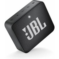 JBL GO2 Portable Bluetooth Speaker - Black, Black