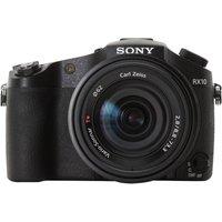 Sony Dsc-rx10 High Performance Compact Camera - Black, Black