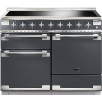 RANGEMASTER Elise 110 Electric Induction Range Cooker - Slate and Chrome