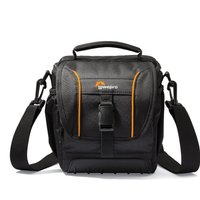 LOWEPRO Adventura SH 140 ll DSLR Camera Bag - Black, Black