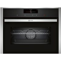 NEFF C28CT26N0B Electric Oven - Stainless Steel, Stainless Steel