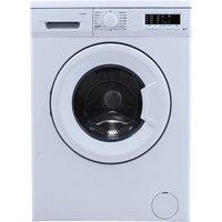 ESSENTIALS C812WM17 8 kg 1200 Spin Washing Machine - White, White