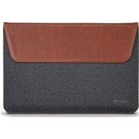 MAROO MR-MS3307 Woodland Surface Pro 4 Sleeve - Black & Brown, Black