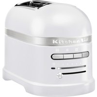 Buy KITCHENAID Artisan 5KMT2204BFP 2-Slice Toaster - Frosted Pearl - Currys PC World