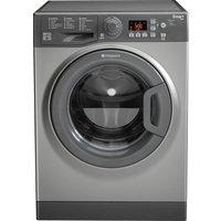 HOTPOINT Smart WMFUG 963G 9 kg 1600 Spin Washing Machine - Graphite, Graphite