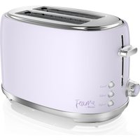 Buy SWAN Fearne ST20010LYN 2-Slice Toaster - Lily - Currys PC World