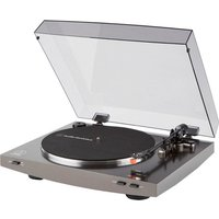 AUDIO TECHNICA AT-LP2X Belt Drive Turntable - Grey, Grey