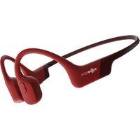 AFTERSHOKZ Aeropex Wireless Bluetooth Headphones - Red, Red