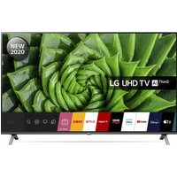 "55"" LG 55UN80006LA Smart 4K Ultra HD HDR LED TV with Google Assistant & Amazon Alexa"