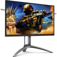 "AOC AG273QZ Quad HD 27"" TN Gaming Monitor - Black & Silver, Black"
